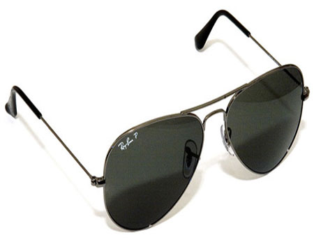 عینک ریبن خلبانی فرم مشکی شیشه مشکی