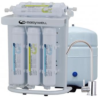 1605127706 دستگاه تصفیه آب خانگی 6 مرحله ای ایزی ول  Easy Well مدل ACE01 با 30 ما ضمانت