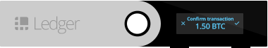 ledger_nano_s کیف پول سخت افزاری لدجر نانو اس  Ledger Nano S اورجینال